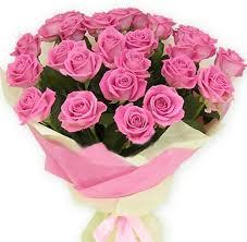 Букеты из роз